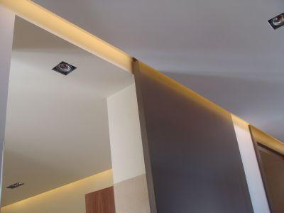 LED Licht Band Strips Lichtschlauch 5 Meter flexibel 300 LEDs mit TRAFO Warmweiß