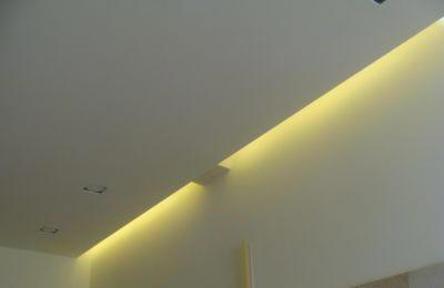 Led Lichtleiste Deckenbeleuchtung led lichtleiste 230 volt led leisten leuchtdioden tubelight