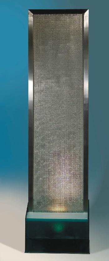 Wasserwand edelstahl wasserw nde design wasserfall wand - Wand wasserfall ...