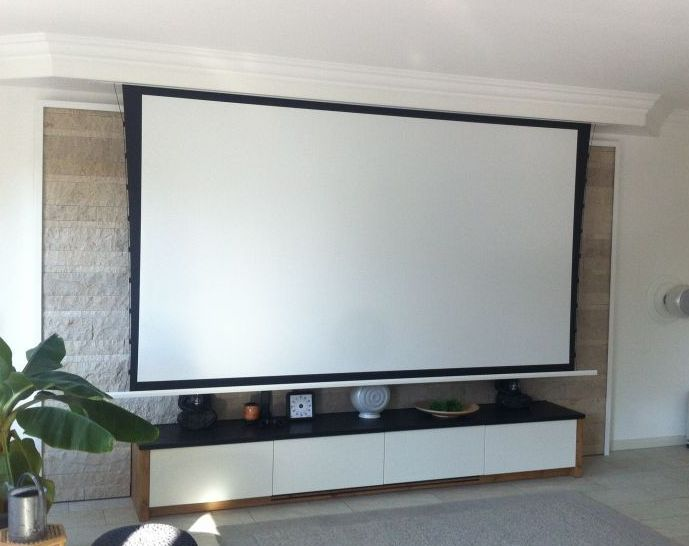 beamer motorleinwand heimkino projektionswand g nstig kaufen rahmenleinwand lagernd. Black Bedroom Furniture Sets. Home Design Ideas